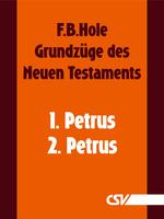 Die Briefe des Petrus (F.B.Hole) (Download)
